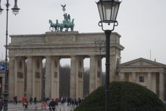 Brandenburger Tor Berlin Berlijn Citytrip
